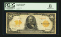 Large Size:Gold Certificates, Fr. 1198 $50 1913 Gold Certificate PCGS Apparent Fine 15.. ...