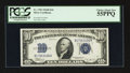 Small Size:Silver Certificates, Fr. 1703 $10 1934B Silver Certificate. PCGS Choice About New 55PPQ.. ...