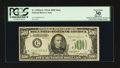Small Size:Federal Reserve Notes, Fr. 2202-E $500 1934A Federal Reserve Note. PCGS Apparent Very Fine 30.. ...