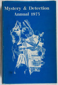 Books:Mystery & Detective Fiction, Donald Adams [editor]. The Mystery & Detection Annual.Adams, 1973. First edition, first printing. Minor rubbing...