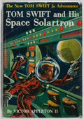 Books:Children's Books, Victor Appleton II. Tom Swift and His Space Solartron.Grosset & Dunlap, 1958. First edition, first printing. Mildt...