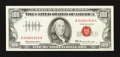 Small Size:Legal Tender Notes, Fr. 1551 $100 1966A Legal Tender Note. About Uncirculated.. ...