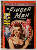 Books:Mystery & Detective Fiction, Raymond Chandler. The Finger Man, Contained in MurderMystery Monthly, No. 43. Avon, 1946. First edi...
