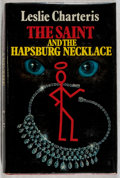 Books:Mystery & Detective Fiction, Leslie Charteris. The Saint and the Hapsburg Necklace. Hodder and Stoughton, 1976. First edition, first printing. Ex...