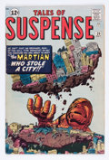 Silver Age (1956-1969):Adventure, Tales of Suspense #29 (Marvel, 1962) Condition: FN-....