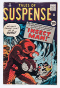 Silver Age (1956-1969):Horror, Tales of Suspense #24 (Marvel, 1961) Condition: FN-....