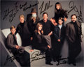 Movie/TV Memorabilia:Autographs and Signed Items, Cast of Home Improvement: Autographed Photo For Doodle for Hunger. Benefitting St. Francis Food Pantries and Shelt...