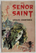 Books:Mystery & Detective Fiction, Leslie Charteris. Senor Saint. Hodder and Stoughton, 1959.First edition, first printing. Foxing and toning. Ver...