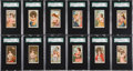 """Non-Sport Cards:Sets, 1889 N188 Kimball """"Goddesses of the Greeks and Romans"""" Complete Set(50) - #1 on the SGC Set Registry. ..."""