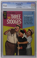 Silver Age (1956-1969):Humor, Three Stooges #27 and 30-31 File Copies Group (Gold Key, 1966) CGC NM+ 9.6. Slabbed copies of #27, 30, and 31, each with a p... (Total: 3 Comic Books)
