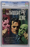 Silver Age (1956-1969):Horror, Twilight Zone #22-26 File Copies Group (Gold Key, 1967-68) CGC NM9.4. Includes #22, 23, 24, 25, and 26. Artists include Al ...(Total: 5 Comic Books)
