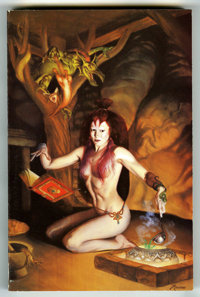 The Undead - Book Sail 16th Anniversary catalog #712/1400 (McLaughlin Press, 1984) Condition: FN. This rather strange bo...