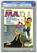 Magazines:Mad, Mad #79 Pacific Coast pedigree (EC, 1963) CGC NM+ 9.6 Cream tooff-white pages. Mother's Day cover by Norman Mingo parodies ...