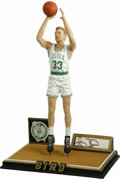 """Basketball Collectibles:Others, Larry Bird Signed Sports Impressions Figurine. Beautiful 8"""" statuefrom Sports Impressions depicts indomitable Larry Legend..."""