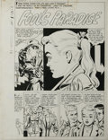 """Original Comic Art:Complete Story, Jack Sparling - Hi-School Romance #64 Complete 5-page Story """"Fool'sParadise"""" Original Art (Harvey, 1957). Jack Sparling det... (Total:5)"""