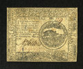 Colonial Notes:Continental Congress Issues, Continental Currency May 9, 1776 $4 with Low Serial Number 29Extremely Fine. A couple of light folds are found on this attr...