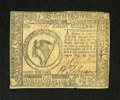 Colonial Notes:Continental Congress Issues, Continental Currency February 26, 1777 $8 Choice About New+++. Avery light corner bend is all that separates this lovely Ba...