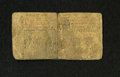 Colonial Notes:New Jersey, New Jersey November 20, 1757 30s Very Good. This is a very scarceearly issue from this mid-Atlantic colony that is well cir...