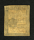 Colonial Notes:Pennsylvania, Pennsylvania April 3, 1772 3d Very Fine. A pleasing example of thissmall change note with excellent margins and a bold sign...