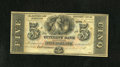 Obsoletes By State:Louisiana, New Orleans, LA- Citizens' Bank of Louisiana $5 18__ . This note is of the multi-colored bilingual $5 design on this bank. ...