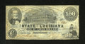Obsoletes By State:Louisiana, Shreveport, LA- State of Louisiana $100 Mar. 10, 1863. This is a scarce state issue with this being a delightful example. ...