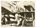 """Transportation:Aviation, Lot of Ten Early Aviation Photographs, variously 4"""" x 5"""" to 8"""" x 10"""", 1910s - 1930s. Heavily focused on World War I aircraft... (Total: 1 Item)"""