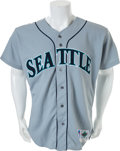 Baseball Collectibles:Uniforms, 1994 Alex Rodriguez Game Worn Seattle Mariners Rookie Jersey. ...