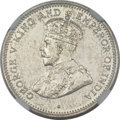 British Honduras, British Honduras: George V Proof 10 Cents 1936,...