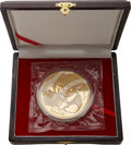 China:People's Republic of China, China: People's Republic of China. Gold Panda 1000 Yuan (12 oz) 1987,...