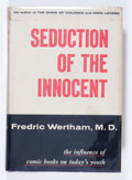 Books:Hardcover, Seduction of the Innocent - First Edition w/oBibliographical Note (Rinehart, 1953) Condition: VG....