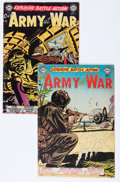 Golden Age (1938-1955):War, Our Army at War #15 and 16 Group (DC, 1953) Condition: AverageVG/FN.... (Total: 2 Comic Books)