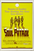 "Movie Posters:Blaxploitation, Soul Patrol (Cinematic, 1978). One Sheet (27"" X 41""). Action.. ..."