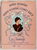Books:Children's Books, P. L. Travers. Mary Poppins and Mary Poppins Comes Back.Harcourt, Brace & World, 1963. Combined edition. Minor ...