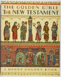 Books:Children's Books, Else Jane Werner. The Golden Bible for Children: The NewTestament. Golden, 1953. Minor rubbing and toning. Very...