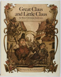 Books:Children's Books, Hans Christian Andersen. Great Claus and Little Claus.Grove, 1968. First Grove edition, first printing. Minor r...