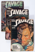 Pulps:Adventure, Doc Savage Group (Street & Smith, 1939) Condition: Average VG-.... (Total: 12 Items)