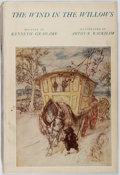 Books:Children's Books, Arthur Rackham [illustrator]. Kenneth Grahame. The Wind in theWillows. Heritage, 1962. Later impression. Front ...