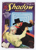 Pulps:Hero, Shadow V15#6 (Street & Smith, 1935) Condition: VG....