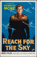 "Movie Posters:War, Reach for the Sky (Rank, 1956). One Sheet (27"" X 41""). War.. ..."