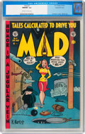 Golden Age (1938-1955):Humor, Mad #4 Gaines File pedigree 5/12 (EC, 1953) CGC NM/MT 9.8 Off-white to white pages....