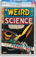 Golden Age (1938-1955):Science Fiction, Weird Science #5 Gaines File pedigree 6/10 (EC, 1951) CGC NM/MT 9.8Off-white to white pages....
