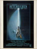 "Movie Posters:Science Fiction, Return of the Jedi (20th Century Fox, 1983). Poster (30"" X 40"").Science Fiction.. ..."