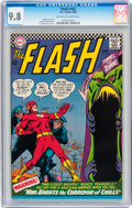 Silver Age (1956-1969):Superhero, The Flash #162 (DC, 1966) CGC NM/MT 9.8 Off-white to white pages....