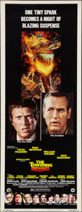 "Movie Posters:Action, The Towering Inferno (20th Century Fox, 1974). Insert (14"" X 36"").Action.. ..."