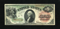 Fr. 18 $1 1869 Legal Tender Very Fine. This perfectly original piece retains the overall eye appeal one would look for i...
