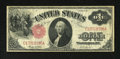 Fr. 36 $1 1917 Legal Tender Fine. The edges are nice for the grade