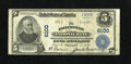 National Bank Notes:Kentucky, Paintsville, KY - $5 1902 Plain Back Fr. 608 The Paintsville NB Ch.# 6100. Officers are Jas. W. Turner and Jno. E. Buck...