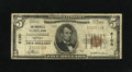 National Bank Notes:Kentucky, Paintsville, KY - $5 1929 Ty. 1 The Paintsville NB Ch. # 6100. Thisnote is in the census, but without a grade. Very G...