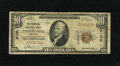 National Bank Notes:Kentucky, Paintsville, KY - $10 1929 Ty. 1 The Paintsville NB Ch. # 6100.Officers are E.L. Walters and Jno. E. Buckingham. Mr. Bu...