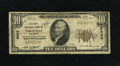 "National Bank Notes:Kentucky, Pikeville, KY - $10 1929 Ty. 1 The First NB Ch. # 6622. CashierJohn M. Yost served more than one president. A penned ""1..."